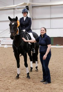 Results from the opening BRC Verdo Horse Bedding Elementary Dressage to Music Championships 2015.  Claire Ryder riding Max VI from East Yorkshire RC were third