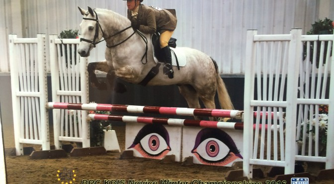 Scarborough RC Report on the Winter SJ Championships at Keysoe 2016