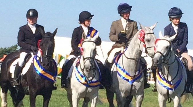 HORSE TRIALS CHAMPIONSHIPS RESULTS